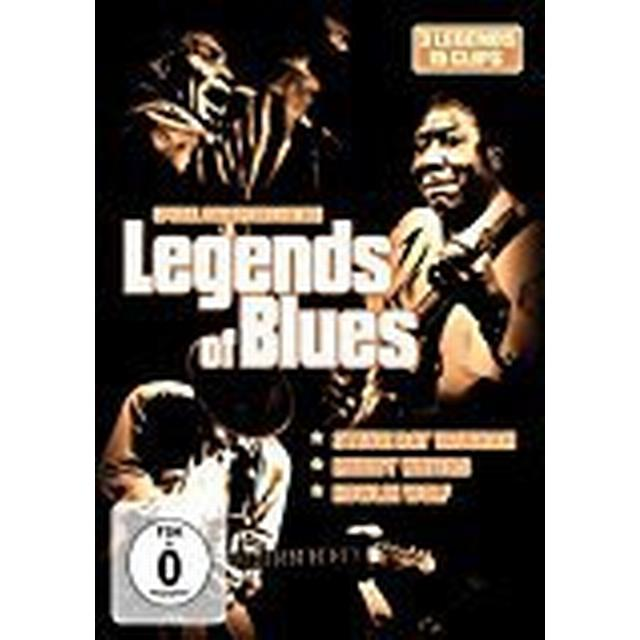 Legends Of Blues [DVD]